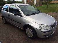 Vauxhall Corsa C 'Life' 1.2 16V Spares Repair Swap WHY