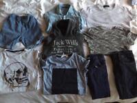 Boys age 5-6 clothing bundle