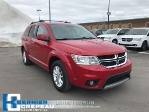 2015 Dodge Journey SXT **7 PASS. + MAGS + CLIM 3 ZONES + WOW**