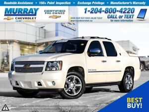 2013 Chevrolet Avalanche LTZ Black Diamond *Bluetooth, Heated Se