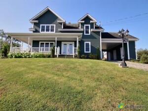 475 000$ - Maison 2 étages à vendre à Sherbrooke (Rock Forest