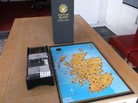 """""""Scottish Quest"""" unique Board Game"""
