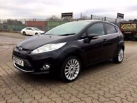 2012│Ford Fiesta 1.4 Titanium 5dr│3 Former Keepers│1 Year MOT│3 Months Warranty│Last Service May