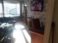 3 bed ground floor flat exchange