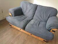 Free fabric sofa MUST GO !