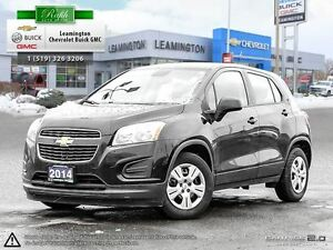 2014 Chevrolet Trax LOCALLY OWNED, SERVICED HERE AS WELL. FWD, 4