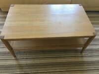 Marks & Spencer Oak wood coffee table Good Quality!