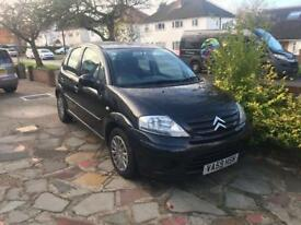 Car for Sale: Citroen C3 2009 Black in good condition