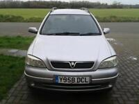 Automatic vauxhall astra 2001 Cheap at just £450 ONO MOT 06/17