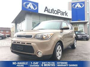 2016 Kia Soul LX/BLUETOOTH/CRUISE/KEYLESS
