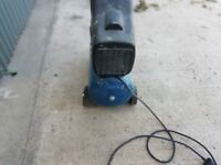 Air compressor with attachments for salr