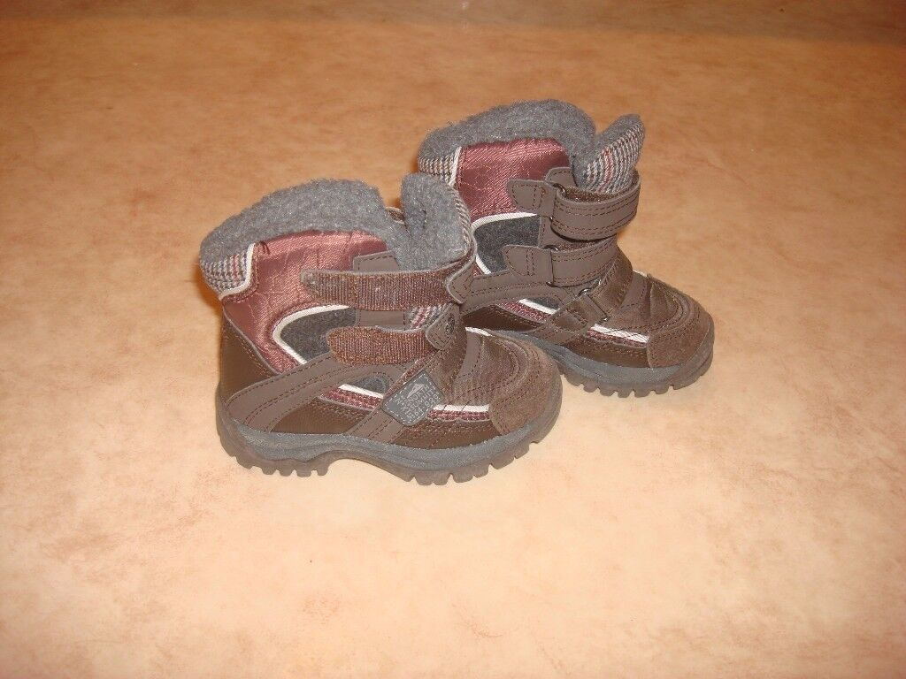 Brown next boots size 7