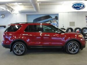 2014 Ford Explorer Sport (Remote Start  Heated/Cooled Seats)