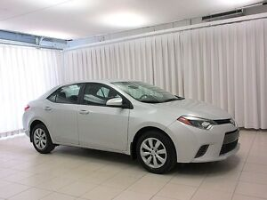 2016 Toyota Corolla LE SEDAN w/ HEATED SEATS, TOUCH SCREEN MONIT
