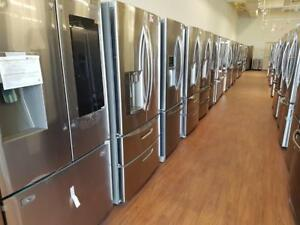 ECONOPLUS LIQUIDATION LE PLUS GRAND CHOIX DE REFRIGERATEURS INOX 3 PORTES A PARTIR DE 899.99$ TAXES INCLUSES