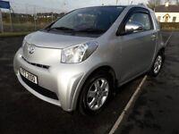 2011 Toyota IQ 1.0 Free tax, mot'd until Feb 19 & great first car. Alternative to a Smart