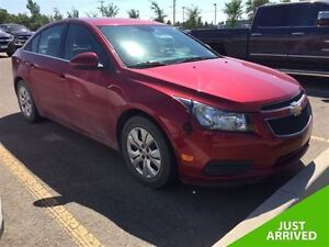 2014 Chevrolet Cruze **Low kms!  One Owner!**