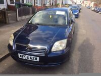 Blue Toyota Avensis For Sale