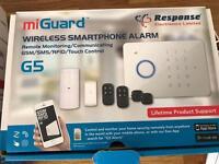 MiGuard Burglar Alarm System