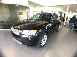 2014 BMW X3 xDrive28i Local Leased Unit, Loaded!