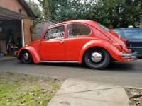 1968 vw beetle s