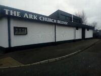Superbe Church Building. For sale in East Belfast.