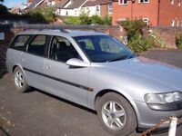 Vauxhall Vectra 2.5 V6 CDX Estate 1998