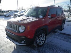 2015 Jeep Renegade 2 Sets Tires|3 Keys|Starter|Heated Wheel/Seat