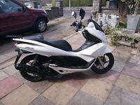 sold as seen honda pcx 125