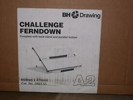 UNUSED TILL IN BOX A2 SIZE DRAWING BOARD