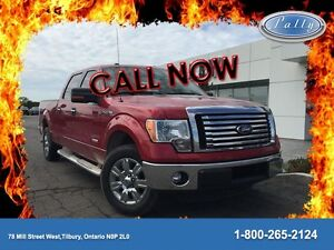 2012 Ford F-150 XLT, One Owner, Local trade, Gas and go Truck!!