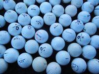 Golf Balls-Used, bag of 53