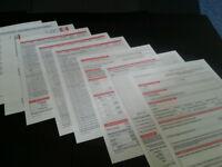 ELECTRICAL TESTING CERTIFICATES 17th EDITION EICR 3rd ADMENDMENTS + PAT TESTING