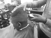 Afro-Caribbean Barbering Training