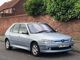 Peugeot 306 2.0 HDi Meridian low miles 55k 1 owner from new