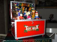 Christmas Toy Box