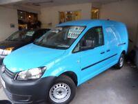volkswagen caddy maxi van 1.6 diesel 2011 c20 tdi