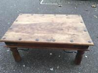 Vintage coffee table local delivery