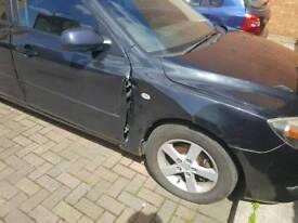 Mazda3 1.6 TS Hatchback 5dr FSH 10m Mot Part or Repair non runner