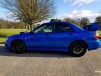 336 bhp Subaru impreza wrx turbo