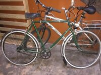 Beautiful Vintage Raleigh Bicycle for sale in city centre....