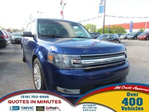 2013 Ford Flex SEL | AWD | NAV | CAM | LEATHER | 7PASS | ROOF