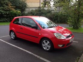 FORD FIESTA ZETEC CLIMATE 2005