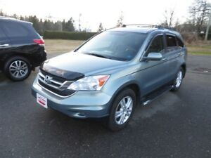 2011 Honda CR-V EX SPORT AWD, LOCAL TRADE!