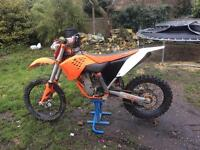 Ktm 250sxf 2010 swapz