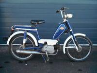 Honda Novio pf50 c50 c90 gilera moped scooter 50cc cafe prop