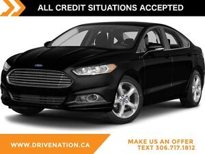 2015 Ford Fusion S Wireless phone connectivity, Exterior park...