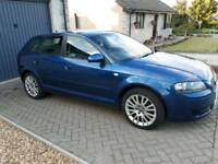 Audi A3 2.0Tdi SE