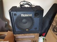 Roland KC-150 65 watt keyboard amplifier / amp / PA / Mixer KC150