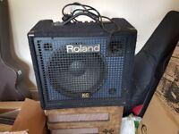 Roland KC-150 65 watt keyboard amplifier / amp / PA / Mixer